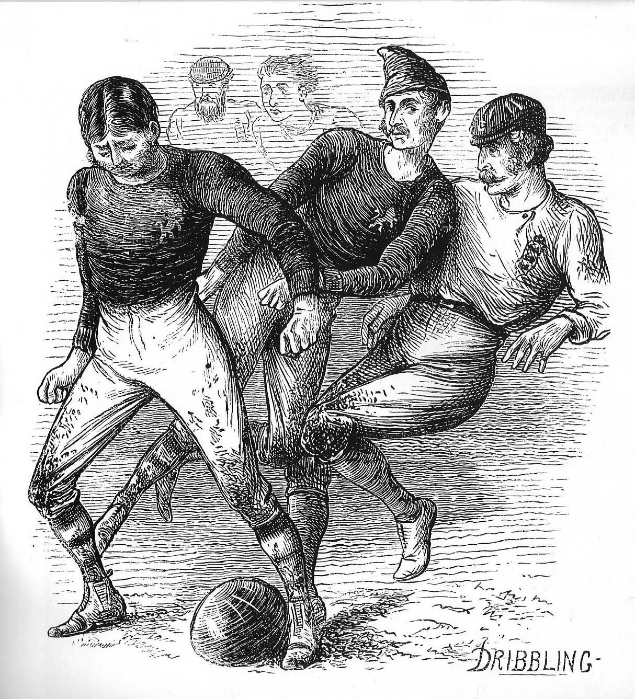 Fotbollens tidiga historia