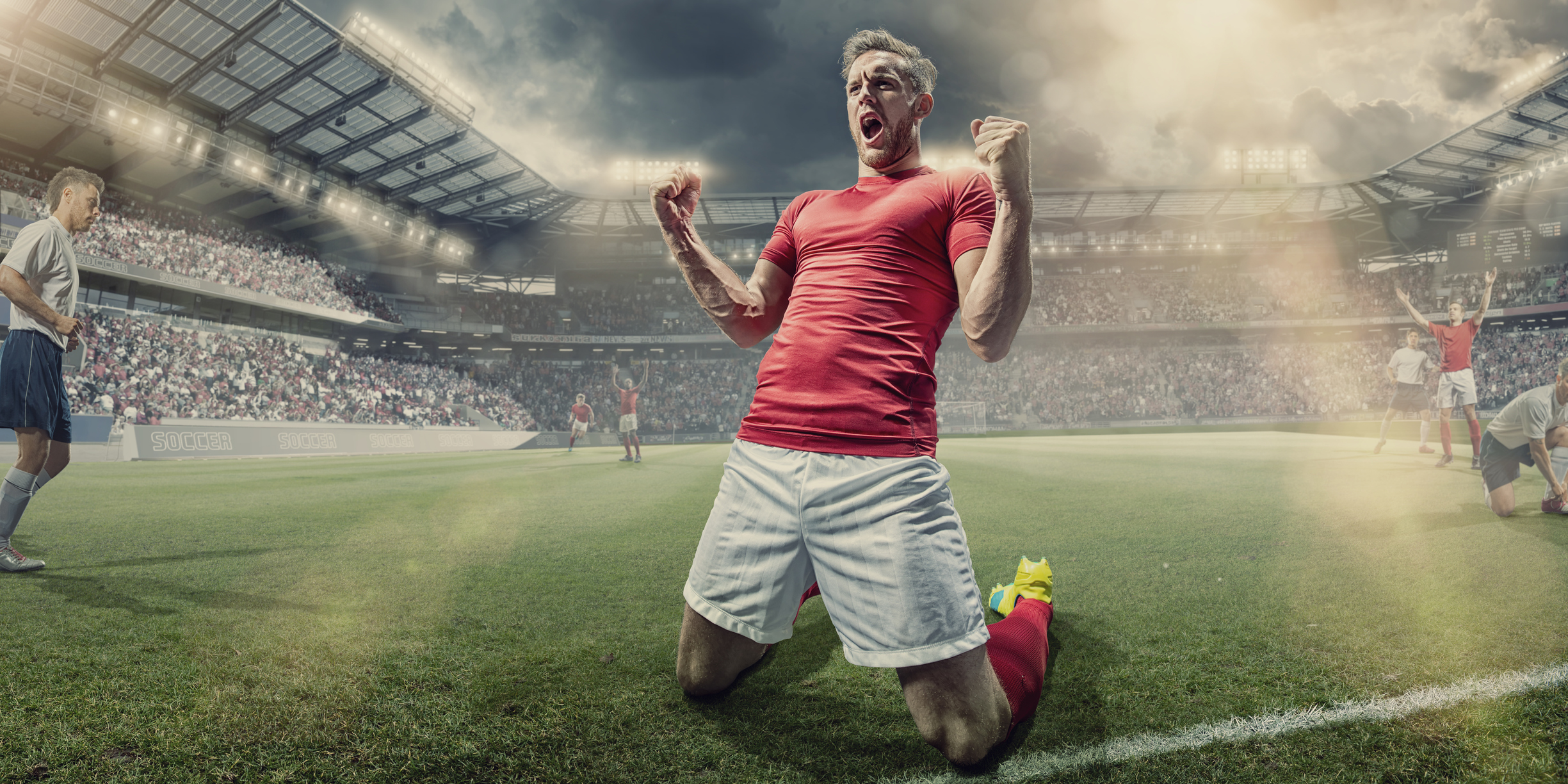 Fotbollens moderna historia