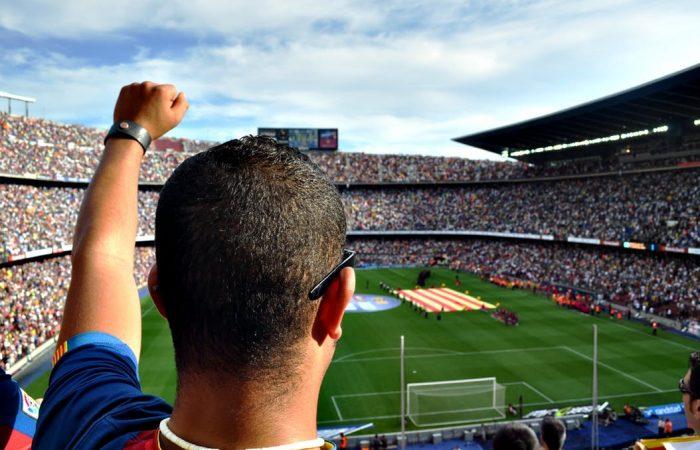 Kända kampsånger inom fotboll